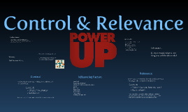 Control & Relevance Power Up!