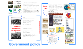 ANSC 227: Government policy