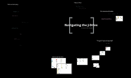 Navigating the J-Drive
