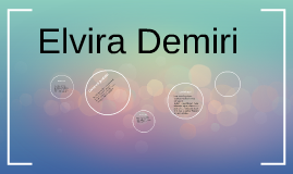 Elvira Demiri