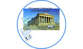 El Legado Cultural de la Antigua Grecia