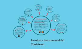La música instrumental del Clasicismo