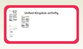 United Kingdom activity