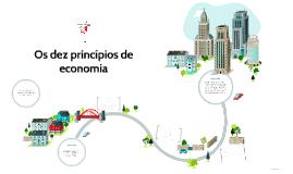 Os dez princípios de economia