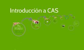 Intro CAS PreBI