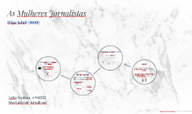 As Mulheres Jornalistas