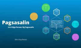 Copy of Copy of Mga Paraan ng Pagsasalin