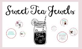 Small Business Social Media Strategy - Sweet Tea Jewels