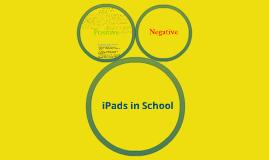 iPads in school