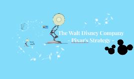 Walt Disney Company's Strategy