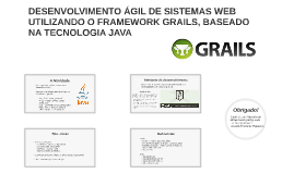 DESENVOLVIMENTO ÁGIL DE SISTEMAS WEB UTILIZANDO O FRAMEWORK