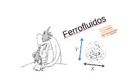 Ferrofluidos