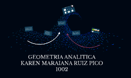 Copy of GEOMETRIA ANALITICA