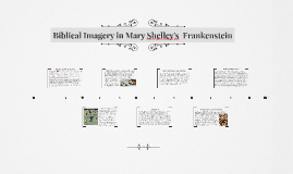Biblical Imagery in Mary Shelley's  Frankenstein