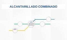 ALCANTARILLADO COMBINADO