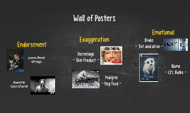 Wall of Poster