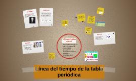 Lnea del tiempo de la tabla peridica by lizeth rm on prezi urtaz Image collections