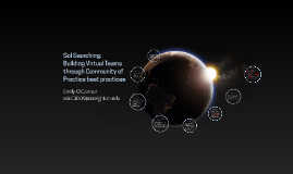 Sol Searching: Building Virtual Teams