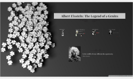 Albert Einstein: The Legend of a Genius
