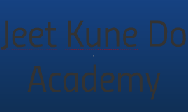 Jeet Kune Do Academy