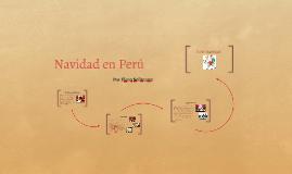 Navidad en Perú