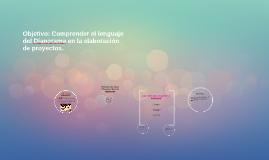 Objetivo: Comprender el lenguaje del Diaporama en la elabora
