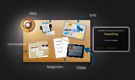 Unit #3 Embedded Assessment 2