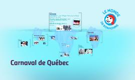 Carnival de Quebec