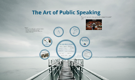Copy of The Art of Public Speaking