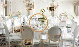 Montaje de eventos y Banquetes