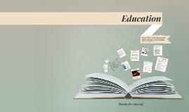Copy of Education