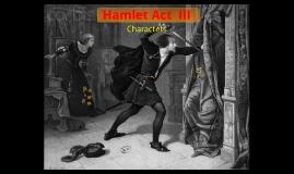 Hamlet Act 3 Remix