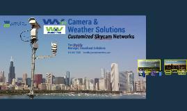 Equipment, Cameras, Sensors, Server ...