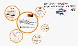 Fakultät für Philologie und Künste (Lehrstuhl für Germanistik)
