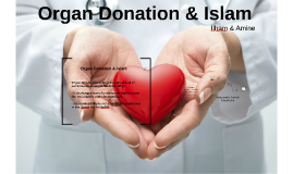 Organ Donation & Islam