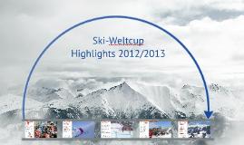 Ski-Weltcup 2012/2013