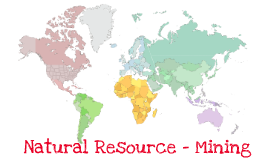 Natural Resources Project - Mining
