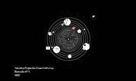 Nuestro Pequeño Universo 8ºA