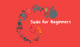 GroupTraining Session - Sushi for Beginners