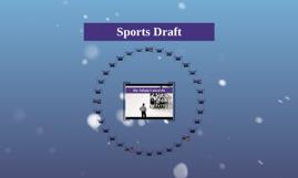 Sports Draft