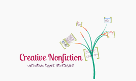 Copy of Creative Nonfiction