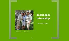 Zookeeper Internship