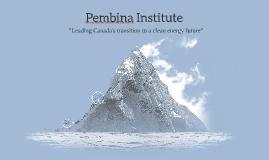 Pembina Institute