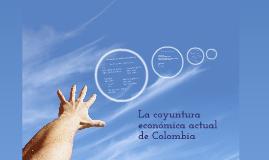Coyuntura económica colombiana