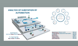 Analysis of Substation by Automation