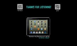 iPad PACA Presentation