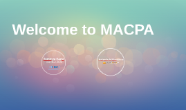 Welcome to MACPA
