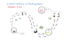 Copy of History of Photography
