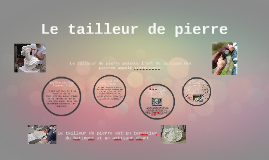 Copy of Le tailleur de pierre