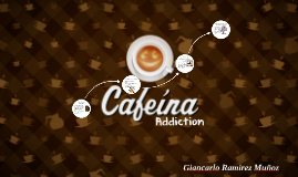 Adiccion A La Cafeina